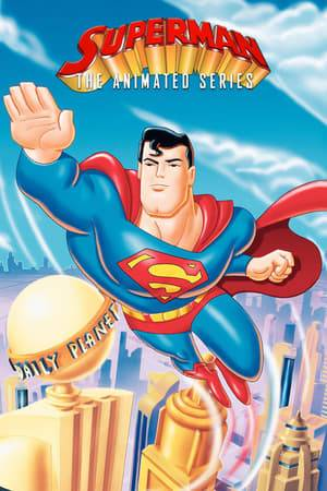 Watch Superman: The Animated Series Online