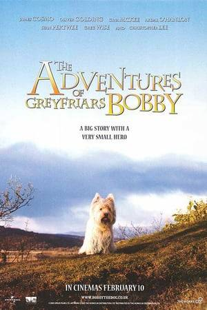 Watch The Adventures of Greyfriars Bobby Online