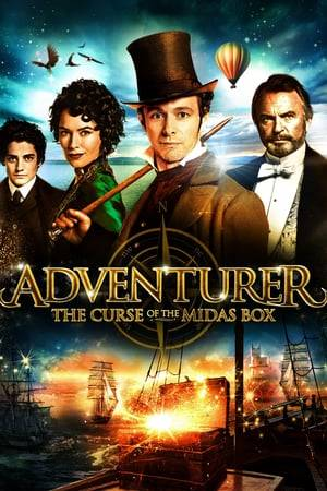 Watch The Adventurer: The Curse of the Midas Box Online