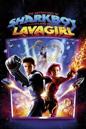 Watch The Adventures of Sharkboy and Lavagirl Online