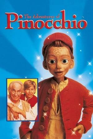 Watch The Adventures of Pinocchio Online