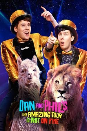 Watch Dan and Phil's The Amazing Tour is Not on Fire Online