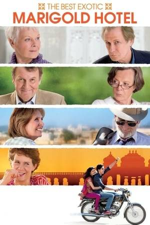 Watch The Best Exotic Marigold Hotel Online