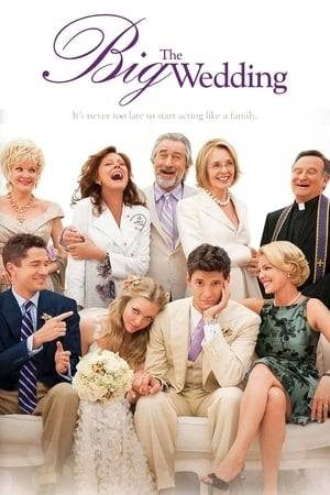 Watch The Big Wedding Online