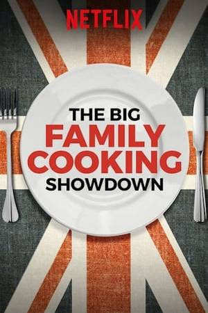 Watch The Big Family Cooking Showdown Online