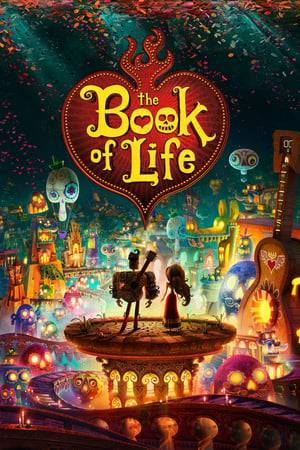 Watch The Book of Life Online