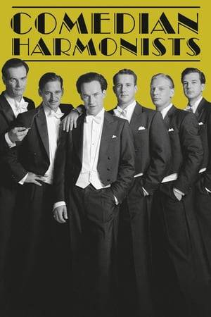 Watch Comedian Harmonists Online