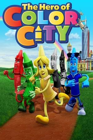 Watch The Hero of Color City Online