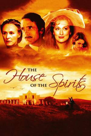 Watch The House of the Spirits Online