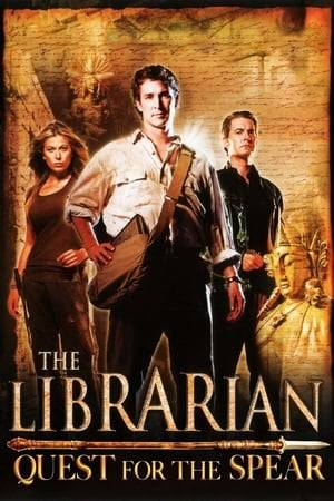 Watch The Librarian: Quest for the Spear Online