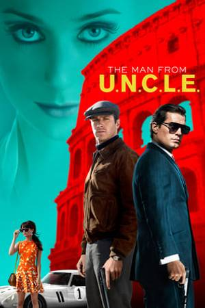 Watch The Man from U.N.C.L.E. Online