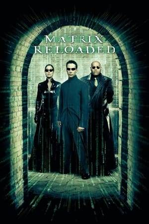 Watch The Matrix Reloaded Online