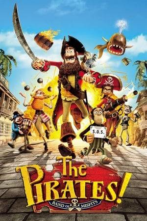 Watch The Pirates! In an Adventure with Scientists! Online