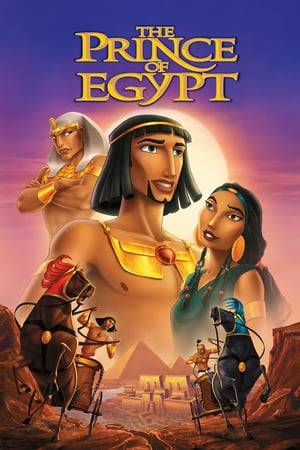 Watch The Prince of Egypt Online