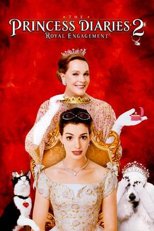 Watch The Princess Diaries 2: Royal Engagement Online