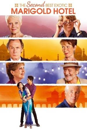 Watch The Second Best Exotic Marigold Hotel Online