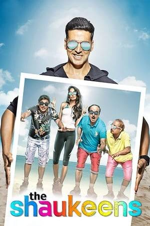 Watch The Shaukeens Online