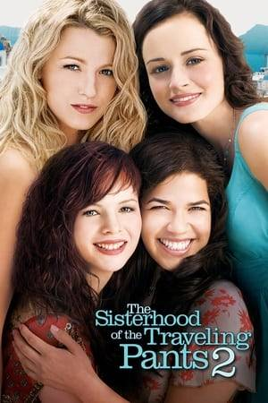 Watch The Sisterhood of the Traveling Pants 2 Online