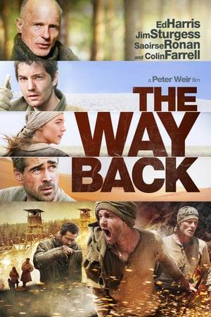 Watch The Way Back Online
