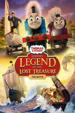 Watch Thomas & Friends: Sodor's Legend of the Lost Treasure: The Movie Online