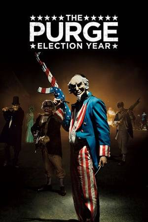 Watch The Purge: Election Year Online