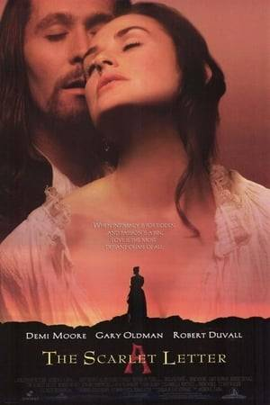 Watch The Scarlet Letter Online