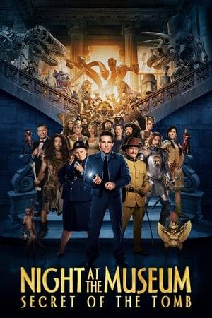 Watch Night at the Museum: Secret of the Tomb Online