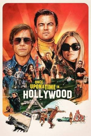 Watch Once Upon a Time… in Hollywood Online