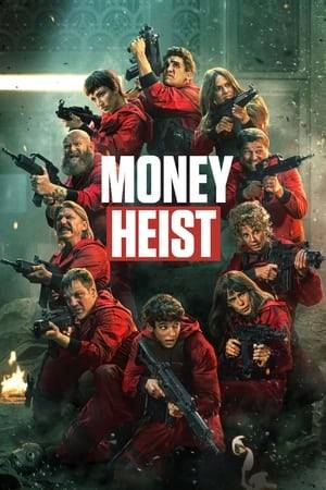 Watch Money Heist Online