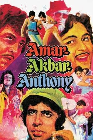 Watch Amar Akbar Anthony Online