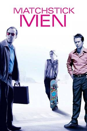 Watch Matchstick Men Online