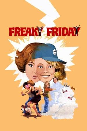 Watch Freaky Friday Online