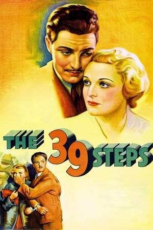 Watch The 39 Steps Online