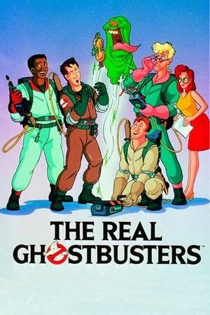 Watch The Real Ghostbusters Online