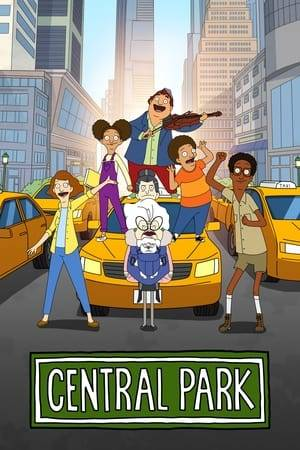 Watch Central Park Online