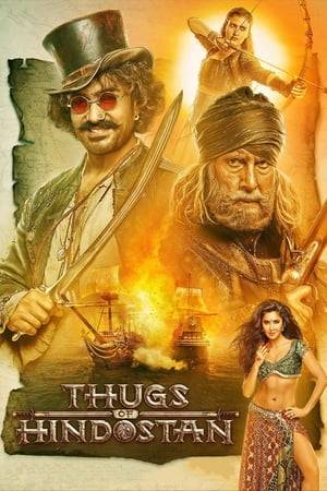 Watch Thugs of Hindostan Online
