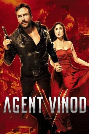 Watch Agent Vinod Online