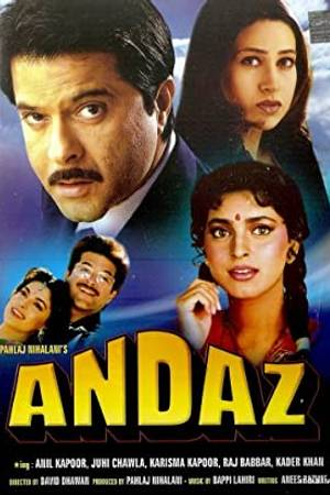 Watch Andaz Online