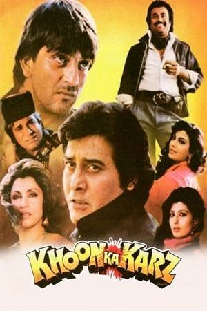 Watch Khoon Ka Karz Online