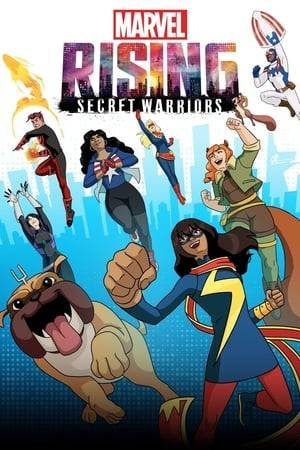 Watch Marvel Rising: Secret Warriors Online