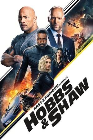 Watch Fast & Furious Presents: Hobbs & Shaw Online