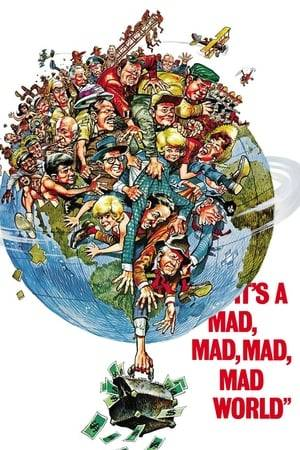 Watch It's a Mad, Mad, Mad, Mad World Online
