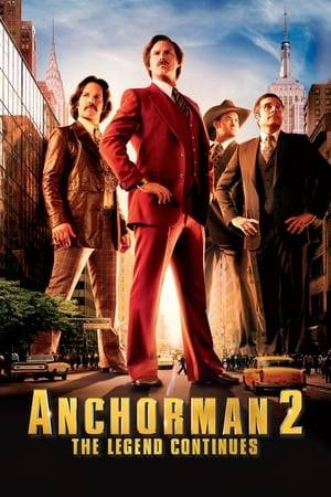 Watch Anchorman 2: The Legend Continues Online