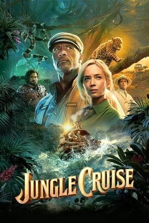 Watch Jungle Cruise Online