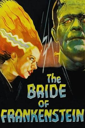 Watch The Bride of Frankenstein Online