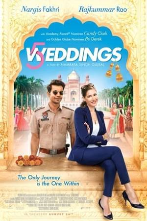 Watch 5 Weddings Online