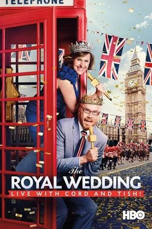Watch The Royal Wedding Live with Cord and Tish! Online