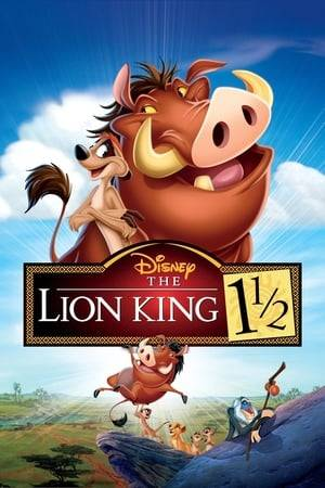 Watch The Lion King 1½ Online