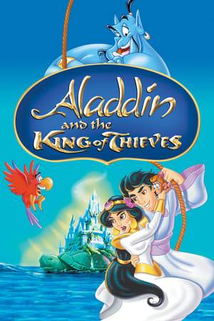 Watch Aladdin and the King of Thieves Online