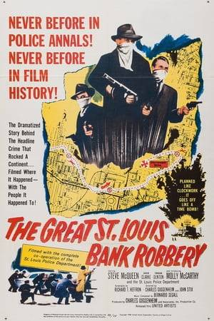 Watch The Great St. Louis Bank Robbery Online